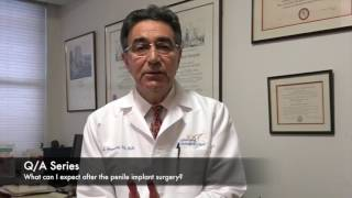 What Can Expect After Penile Implant Surgery