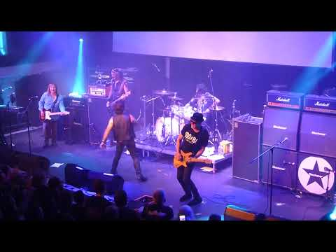 Rock Me ' Live ' Great White Rockingham 22nd October 2017