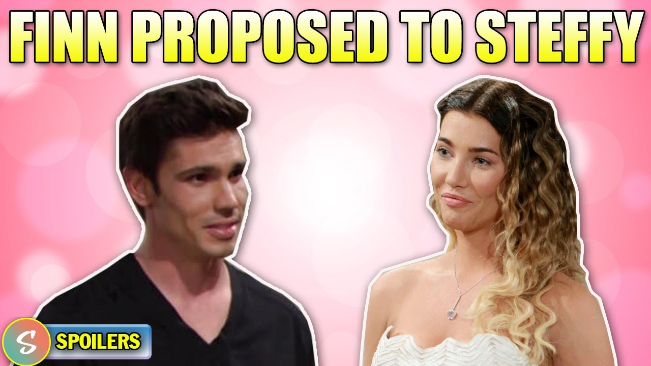 Shocking news, Finn proposed to Steffy and she agreed to marry him | Bold and the Beautiful Update
