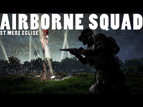 Normandy Airborne Squad Post Scriptum