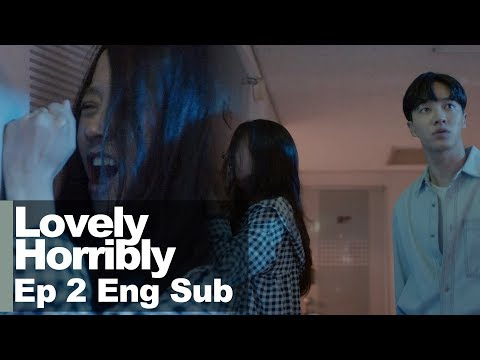 "Song Ji Hyo ""I couldn't wash my hair for three days..."" [Lovely Horribly Ep 2]"