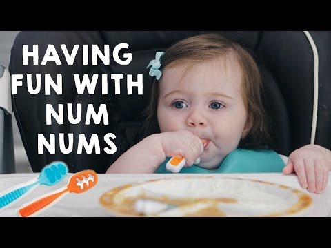 Having Fun with NumNums