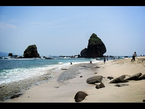 White Sand Malikan Beach (Papuma), Jember, East Java, Indonesia - Best Travel Destination