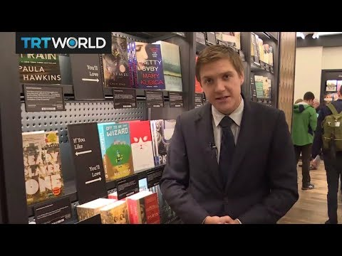 Money Talks: Amazon opens first bookstore in New York