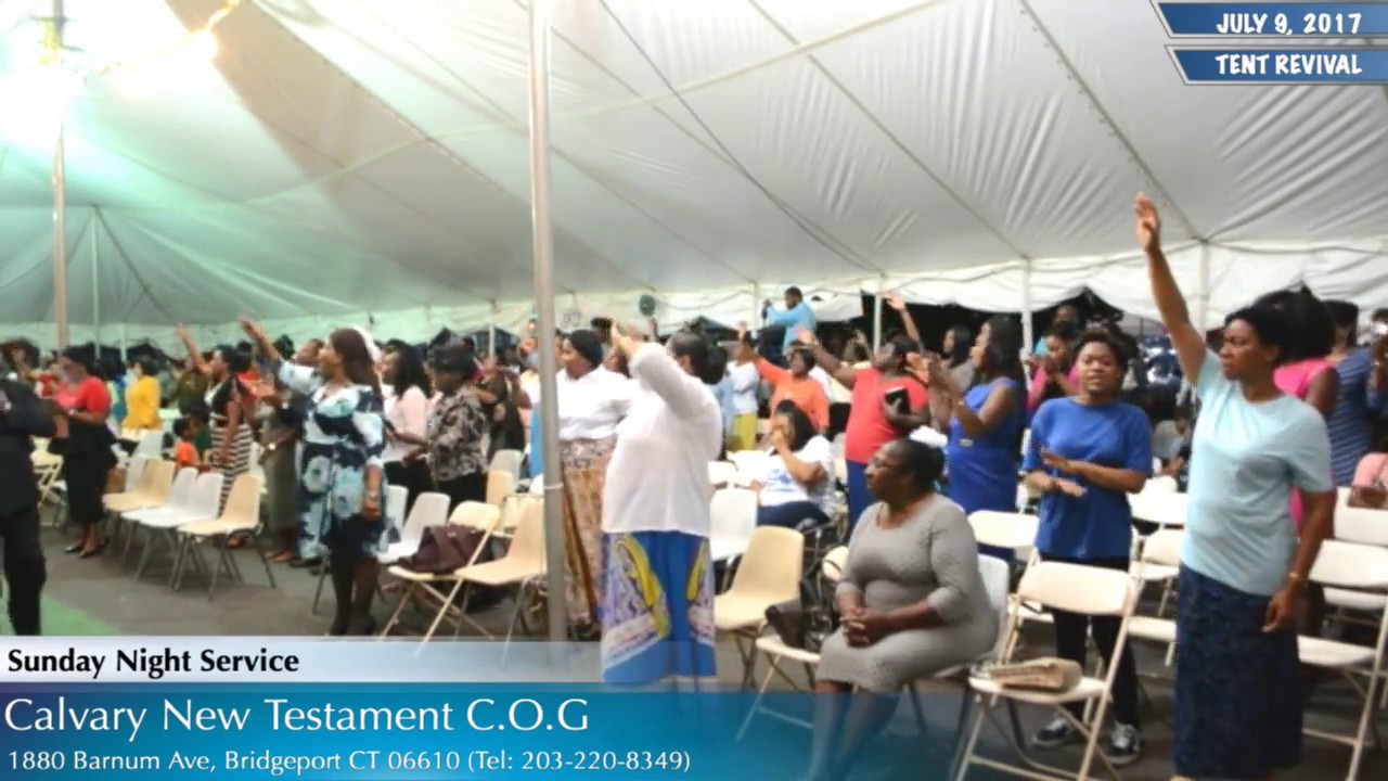 Sunday Night Service | Pastor Gifton Wallace - Tent Crusade (07.09.17) & Sunday Night Service | Pastor Gifton Wallace - Tent Crusade (07.09 ...