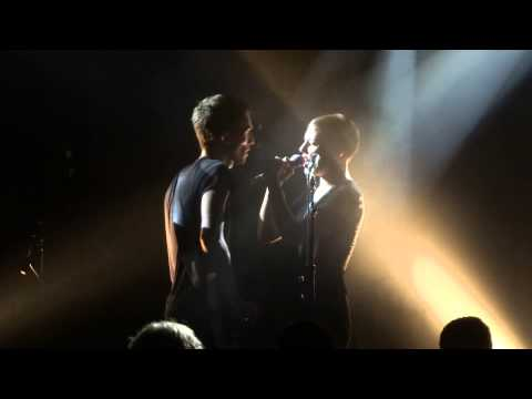 JOHN & JEHN - PRICKS - (FEAT. SAVAGES & JOHNNY HOSTILE) - LIVE PARIS @ LA MAROQUINERIE - 06/06/2013