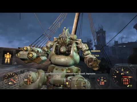 Fallout 4 Offshore (Far Harbor DLC Livestream pt 2)