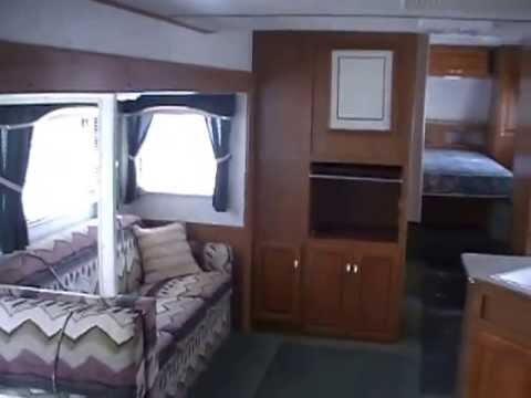 1995 Jayco Eagle 277 Rbss 5th Wheel With Slide Out