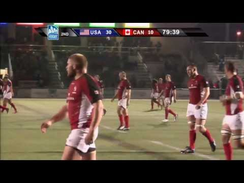 Americas Rugby Championship - Canada vs USA  - 7:50 PM PST