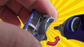 ► How to replace Gillette Fusion ProGlide Styler Razor blades