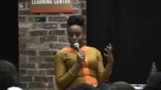 Chimamanda Ngozi Adichie: On Hair