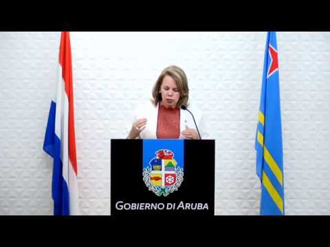 Evelyn Wever Croes - reforme laboral