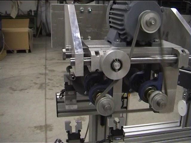 PTS Automation GmbH Entgrathandling