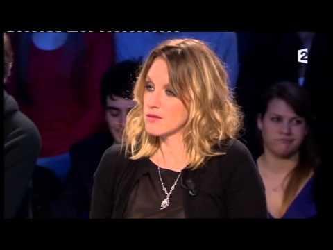 Ludivine Sagnier On n'est pas couché 30 mars 2013 ONPC