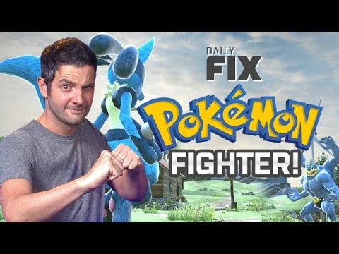 Pokemon Fighter Revealed & Amazon Buys Twitch - IGN Daily Fix