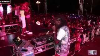 DJ Sadic Performing Live At Groove Party 2013