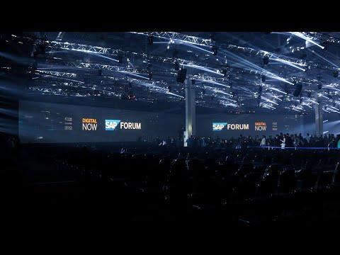 Форум SAP 2017 открытие