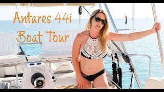 antares-44i-boat-tour-and-a-new-giveaway-lazy-gecko-sailing-vlog-79