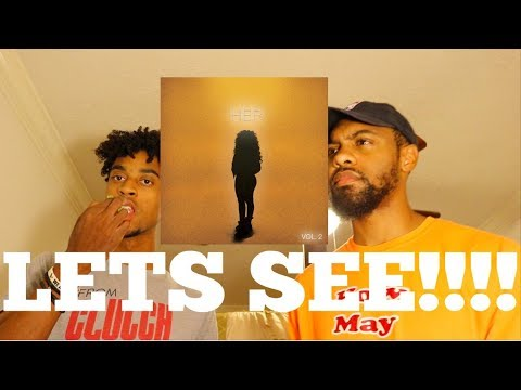 """H.E.R VOL 2"" FIRST REACTION AND REVIEW #KEVINKEV"