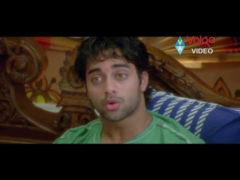 Navadeep In Kajal Room from Chandamama ..Kajal Agarwal, Navadeep