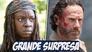 The Walking Dead Sexta Temporada - GRANDE SURPRESA