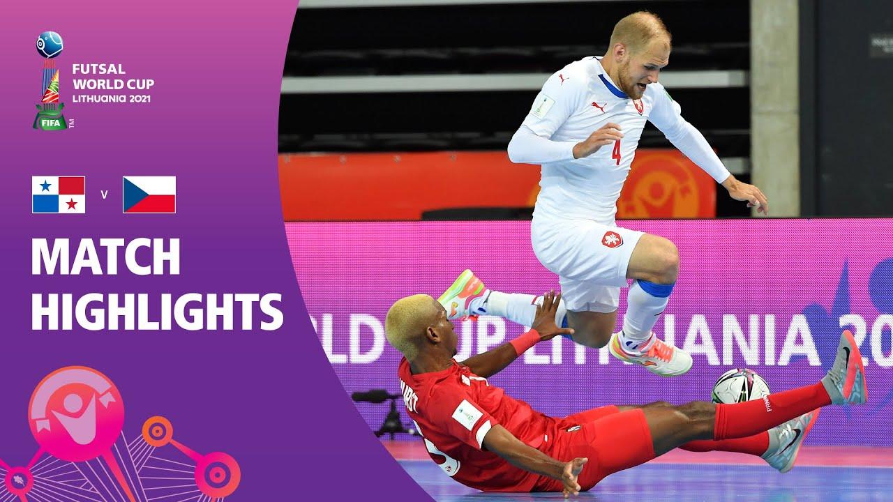 Download Panama v Czech Republic | FIFA Futsal World Cup 2021 | Match Highlights