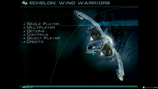 Echelon (2001) gameplay (PC Game, 2001)