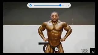 Ильясхан Умаралиев Чемпионат мира по бодибилдингу 2021