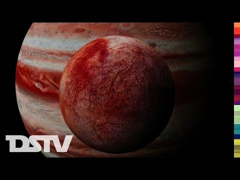 "2018 New Evidence Found At Jupiter's Frozen ""EUROPA"""