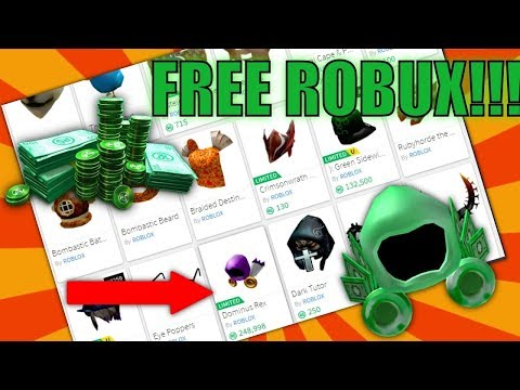 Roblox Hack - Get FREE Robux Unlimited