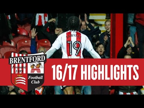 Match Highlights: Brentford 2 Leeds United 0