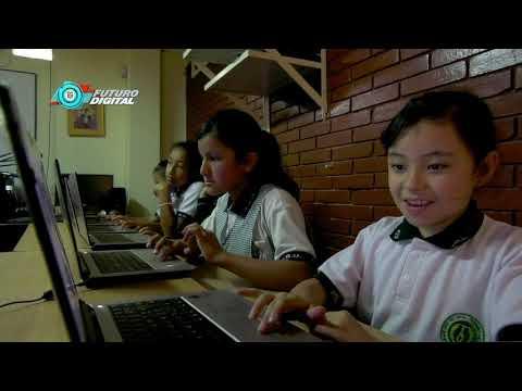 En colegio de Fusagasugá se recicla con tecnología | #FuturoDigitalTV C39 N5