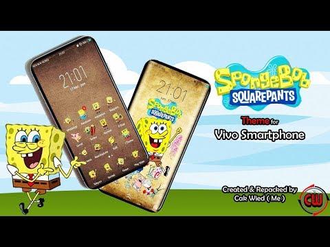 Tema Vivo Spongebob