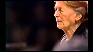 ANNIE FISCHER plays BEETHOVEN ~ Piano Concerto # 3 in C minor - NHK Symphony 1989