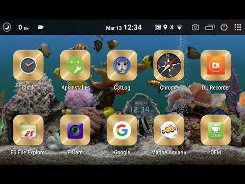 Malaysk Rom PX5 Oreo Android 8 0 MTCD and MTCE