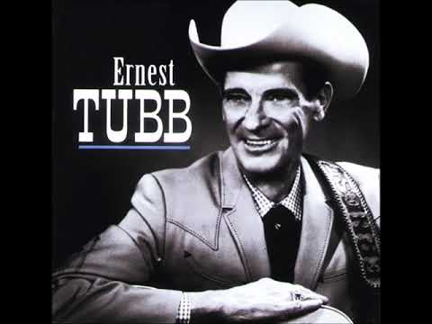 Ernest Tubb - All Those Yesterdays