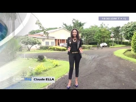AGRI-MAG - (La CULTURE de la BANANE PLANTAIN au CAMEROUN) - Jeudi 23 Novembre 2017 - Claude ELLA