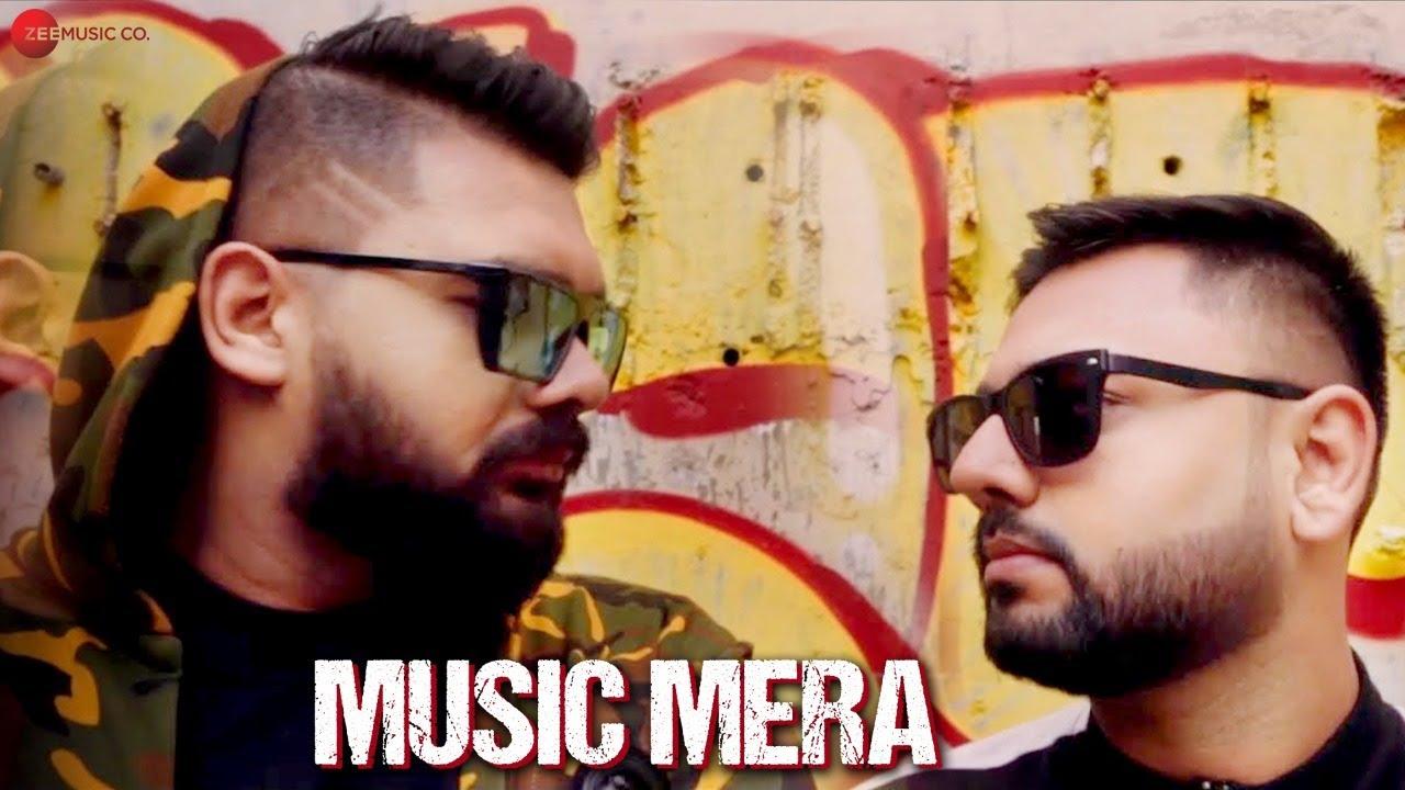 Music Mera - Official Music Video | Aayush T | DJ Rahul Vaidya