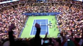 Andy Murray wins US Open 2012