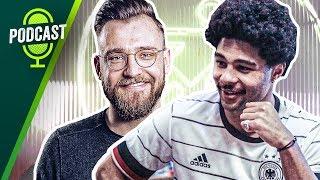 Sektion Radioverbot - Jürgen Klopp wird Bayern-Trainer? Interview mit Serge Gnabry!