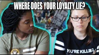 LOSING FRIENDS... | INTERRACIAL COUPLE | LESBIAN COUPLE | VLOG #79