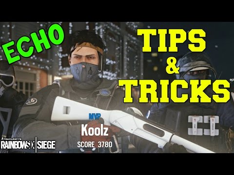 ECHO GUIDE - Rainbow Six Siege Tips and Tricks (Red Crow DLC)