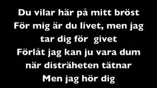 Stiftelsen - Vart jag än går lyrics
