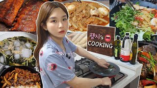 Real Mukbang:) HAMZY'S Cooking Compilation PART 2
