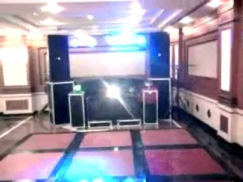 dj sound and light setup in THE BRISTAL hotel gurgaon 09891478183 - YouTube : dj and lighting - www.canuckmediamonitor.org