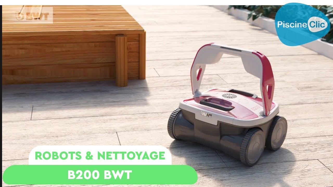 Robot électrique B200 de BWT