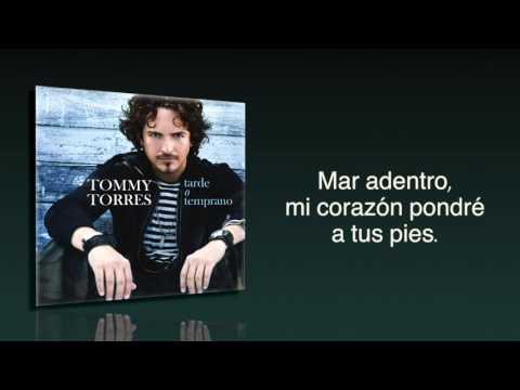 Tommy Torres - Mar Adentro (Audio Oficial + Letra)
