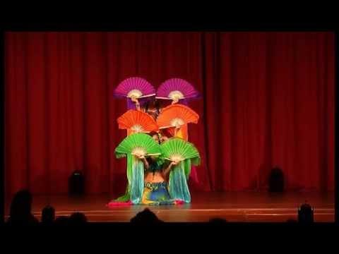 Danse orientale-Les tourbillons de l'amour