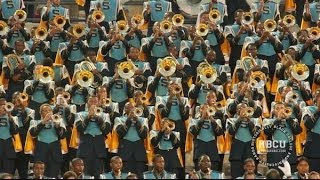 Alabama State vs Southern - 5th Quarter - 2013 - HBCU Bands