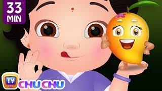 மாம்பழமாம் மாம்பழம் (Mambalamam Mambalam) Tamil Kids Songs COLLECTION - ChuChu TV தமிழ் Tamil Rhymes
